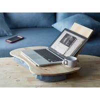 Simple Living Portable Bean Table / Lap Desk