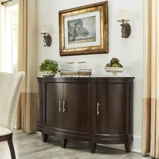 Buy Cherry Finish Buffets Sideboards China Cabinets Online At