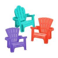 Adirondack Chair Assortment 6-Pack - Blue