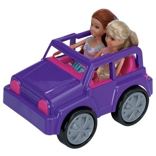 American Plastic Toys Fashion Doll SUV (case pack of 6)