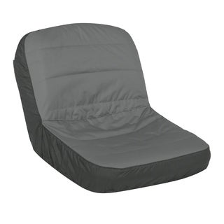 "Classic Accessories Deluxe Tractor Seat Cover, Fits Seats 16.5"" - 18""H, Large"