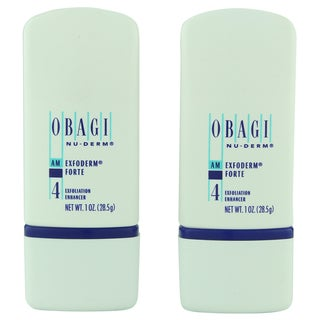 Obagi Nu-Derm 1-ounce Exfoderm Forte (Pack of 2)