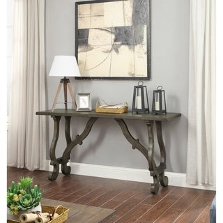 Somette Orchard Park Brown Console Table