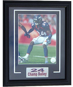 Champ Bailey Deluxe Frame