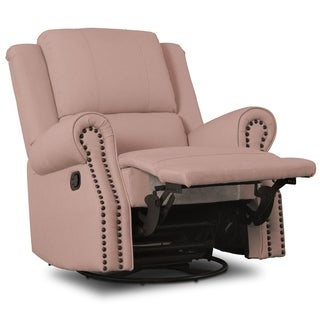 Delta Home Denham Recliner, Blush