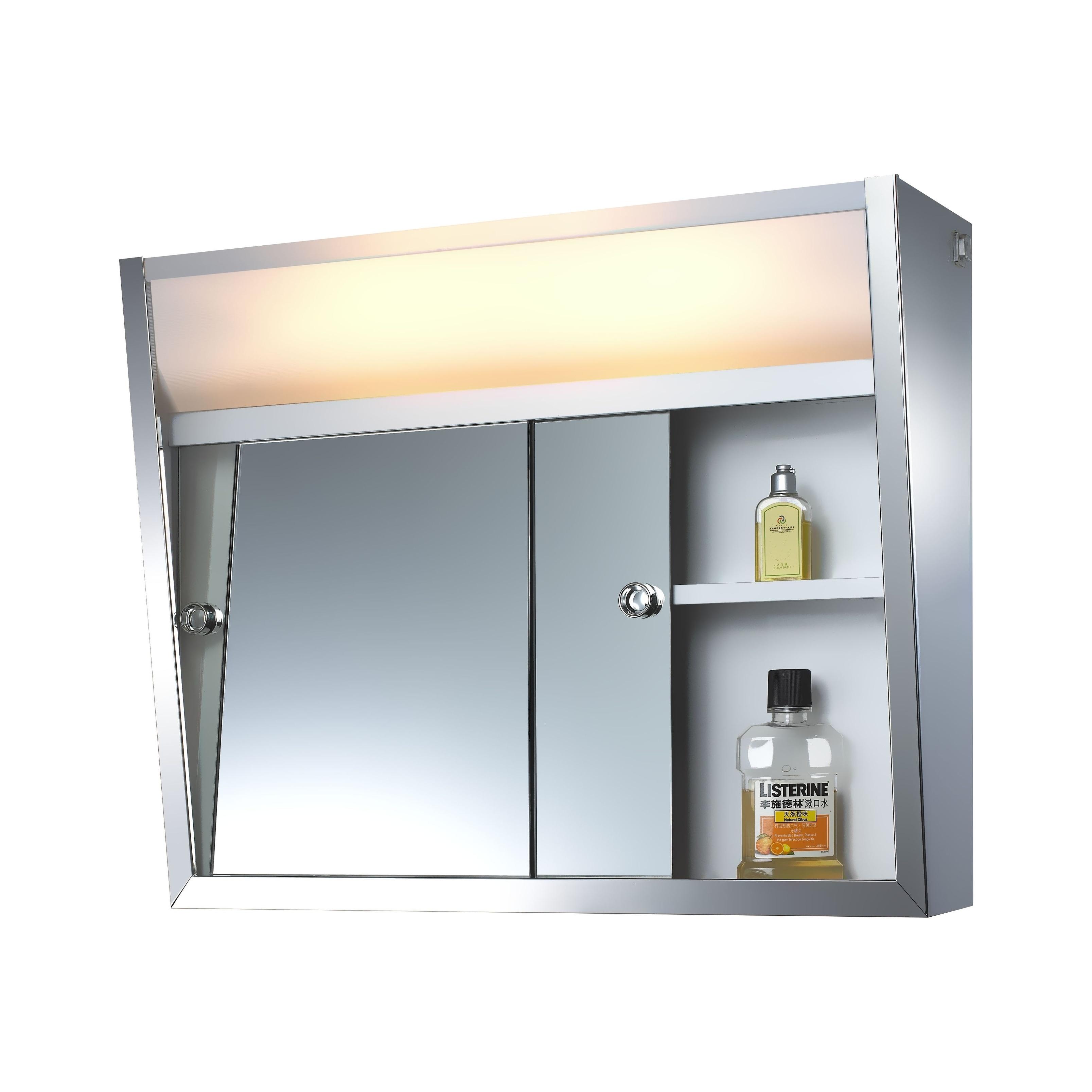 Ketcham Cabinets Sliding Door Series Medicine Cabinet 24x19 Overstock 22169686