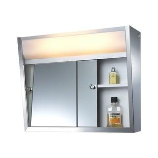 Ketcham Cabinets Sliding Door Series Medicine Cabinet - 24X19