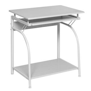 Stanton Computer Desk, White Oak