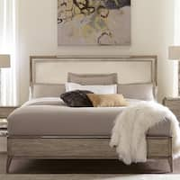 Sophie Upholstered Panel Bed