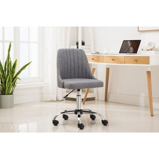 Porthos Home Office Chairs Deluxe Quality Ergonomic Height Adjustable