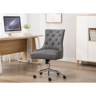 Porthos Home Adjustable Office Chair,Thick Padding for Premium Comfort