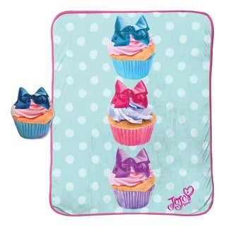 Shop Nickelodeon Jojo Siwa Cupcake Travel Throw And 10