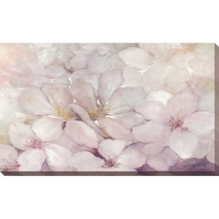 "Link to ""Apple Blossoms"" by Julia Purinton Print on Canvas Similar Items in Canvas Art"