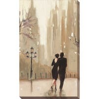 """""""An Evening Out Neutral II"""" by Julia Purinton Print on Canvas"""
