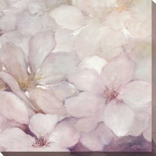 "Link to ""Apple Blossoms II"" by Julia Purinton Print on Canvas Similar Items in Canvas Art"