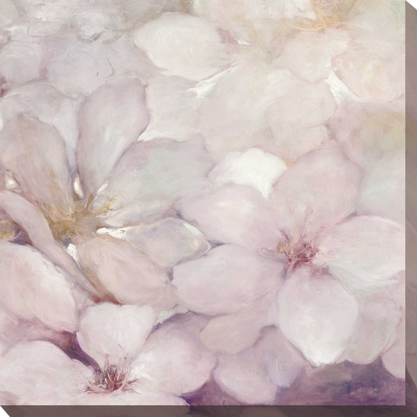 """""""Apple Blossoms II"""" by Julia Purinton Print on Canvas. Opens flyout."""