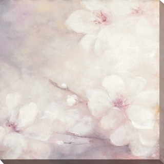 """Link to """"Cherry Blossoms II"""" by Julia Purinton Print on Canvas Similar Items in Canvas Art"""