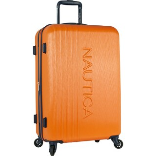 Nautica Lifeboat 24-inch Expandable Hardside Spinner Suitcase
