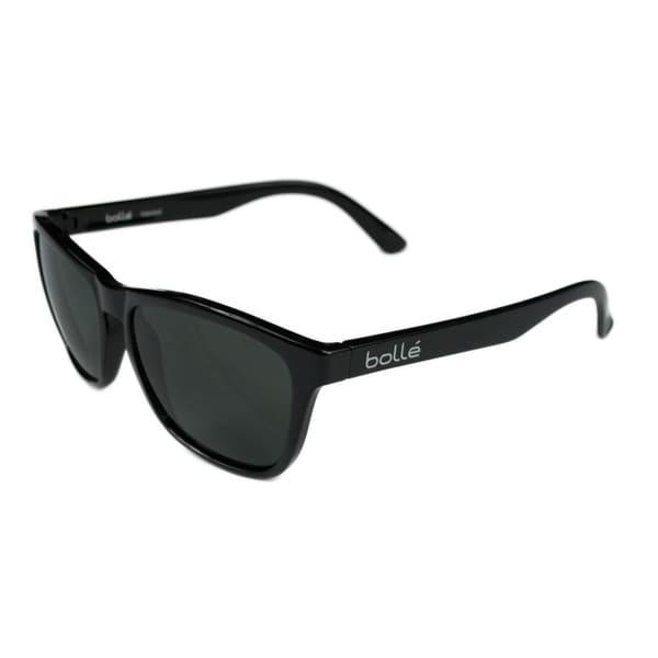 4e9c6487900 Shop Bolle Womens 473 Shiny Black w  Polarized TNS Lens Sunglasses ...