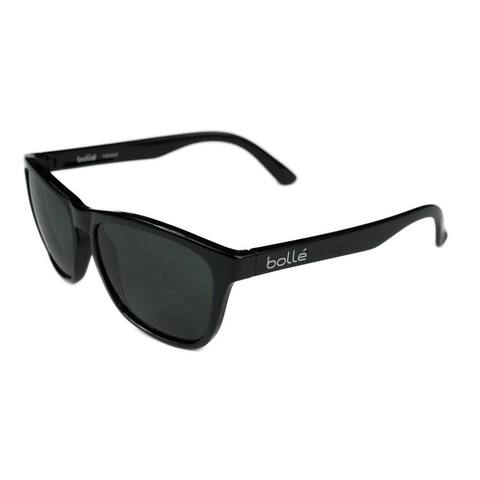 d9e263bd80 Bolle Womens 473 Shiny Black w  Polarized TNS Lens Sunglasses