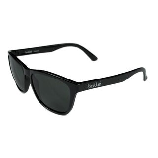 Bolle Womens 473 Shiny Black w/ Polarized TNS Lens Sunglasses