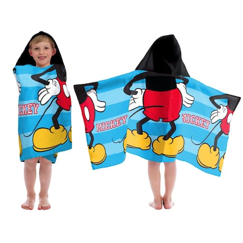 Mickey Standard Hooded Towel