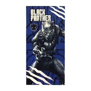 Marvel Black Panther Beach Towel