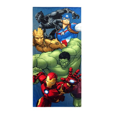 Marvel Avengers Infinity War Beach Towel