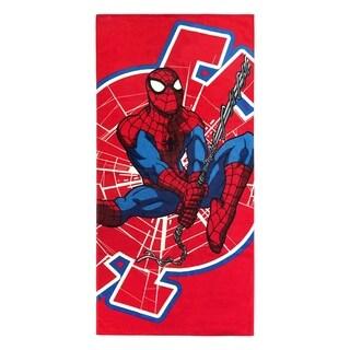 Marvel Spiderman Spidey Jumpy Beach Towel