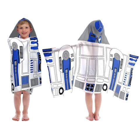 Star Wars Classic R2D2 Hooded Towel