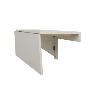 ALEKO Wall Mounted Folding Table Kitchen Desk 24 x 32 x 20 Inches