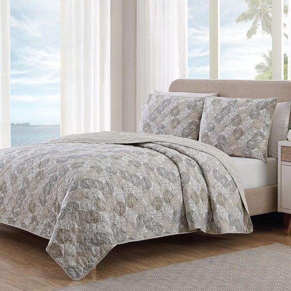 Coastal Design Captiva Quilt Set