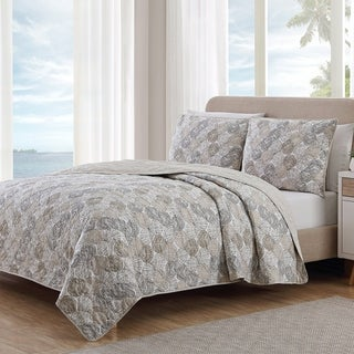 Coastal Design Captiva Quilt Set