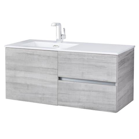 Buy Floating, 42 Inch Bathroom Vanities & Vanity Cabinets ...