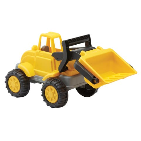 American Plastic Toys Gigantic Loader Vehicle 4-Pack