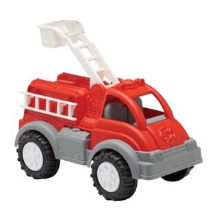 American Plastick Toys Gigantic Fire Truck (case of 4)