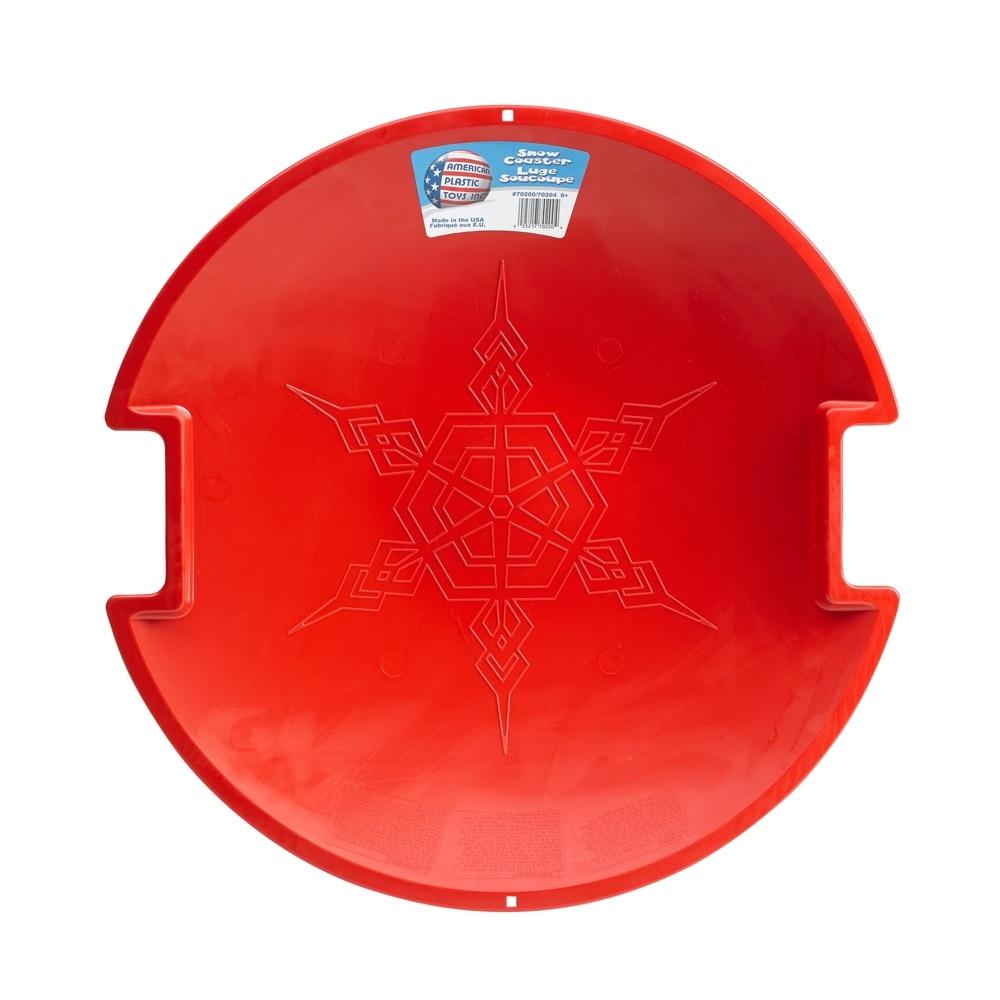 American Plastic Toys 25″ Snow Coaster (case of 12)