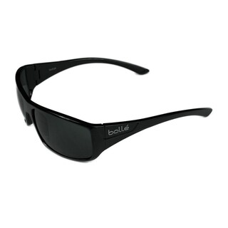 Bolle Mens Kingsnake Shiny Black w/ TNS Lens Sunglasses