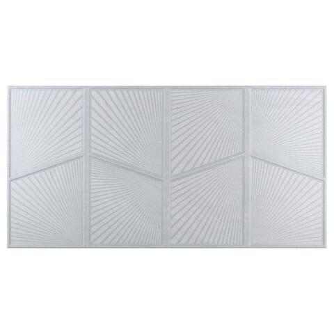 SomerTile 12.5x24.5-inch Marou Austral Blanco Porcelain Wall Tile (5 tiles/10.96 sqft.)