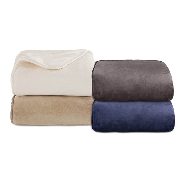 The Vellux Heavy Weight 12 lb. Weighted Blanket or Throw