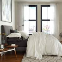 FlatIron Cotton/Linen Duvet Cover