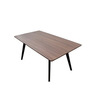Best Master Furniture Mid Century Modern Dining Table