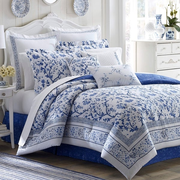 Laura Ashley Charlotte Duvet Cover Set. Opens flyout.