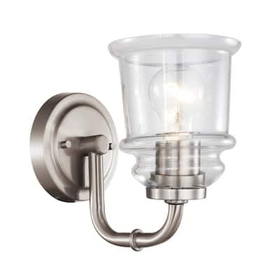 Woodbridge Lighting 19551ATN Elliot 1-Light Bath