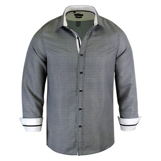 Rosso Milano Modern-Fit Dress Shirt (More options available)