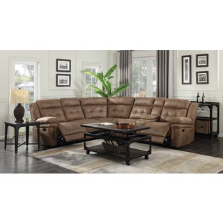Ainsley 3PC Reclining Sectional by Greyson Living