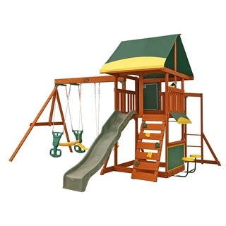 Brookridge Wooden Playset