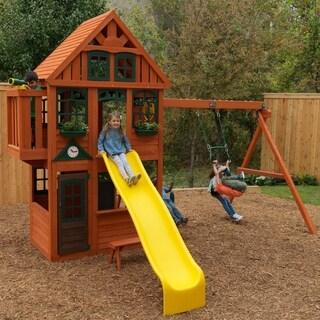KidKraft Brockwell Wooden Playset