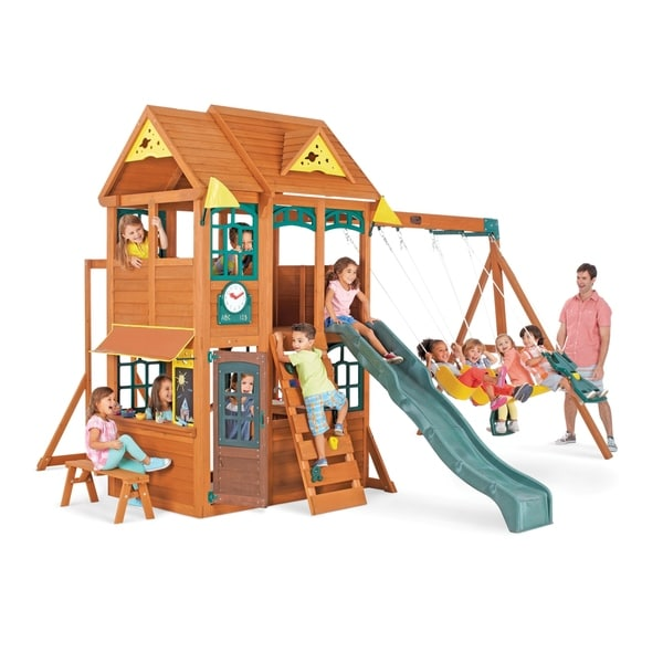 Shop KidKraft Meadowbrook Wooden Playset