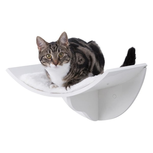 Wall Mount Cat Bed (white)